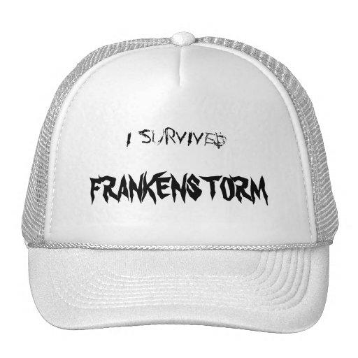 Chapéu do ~ do sobrevivente de Sandy Boné