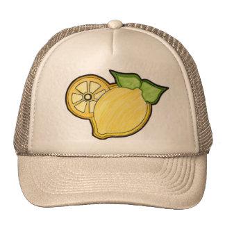 Chapéu do Esboço-Logotipo de Lemonawsome Boné
