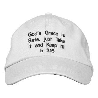 Chapéu do evangelho boné bordado