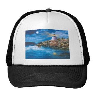 Chapéu do farol do monte do castelo bones
