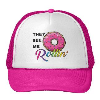 Chapéu do FD Rollin Boné
