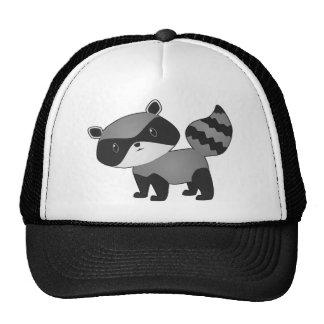 Chapéu do guaxinim do bebê boné