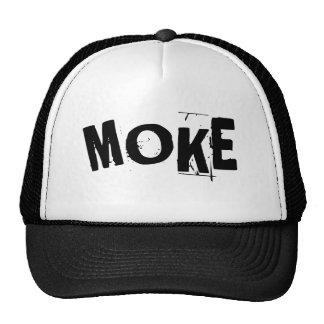 Chapéu do humor do tipo duro de Moke Boné
