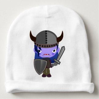Chapéu do inverno do guerreiro da menina dos gorro para bebê