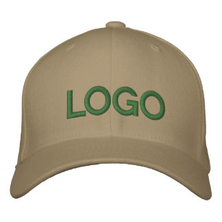 Chapéu do logotipo boné bordado