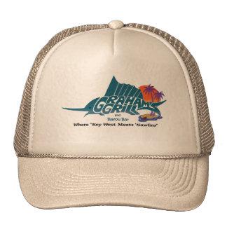 Chapéu do logotipo da grade de Graham Boné