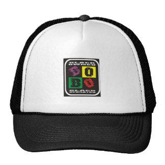 chapéu do logotipo de Bobo Bones