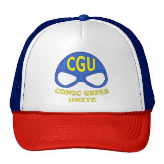 Chapéu do logotipo de CGU Boné