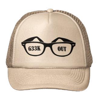 Chapéu do logotipo de G33kout Boné