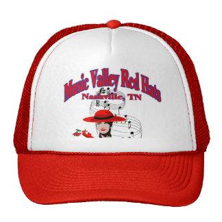 Chapéu do logotipo de MVRH Boné
