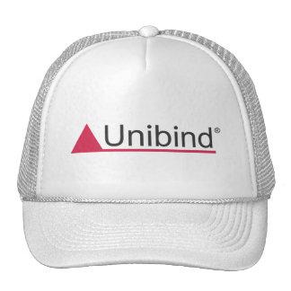 Chapéu do logotipo de Unibind Boné