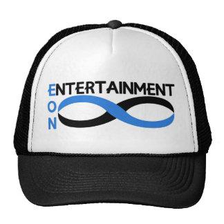 Chapéu do logotipo do entretenimento da eternidade boné