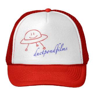 chapéu do logotipo dos ductpondfilms boné