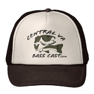 Chapéu do logotipo dos peixes de CVBC Bone