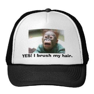 chapéu do macaco bone