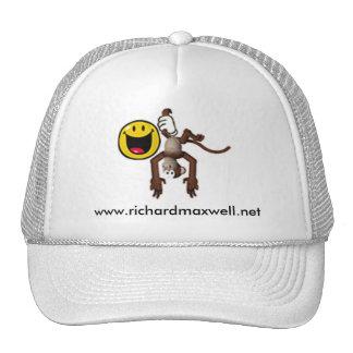 Chapéu do macaco de Richard Maxwell Boné