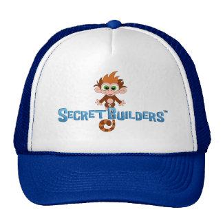 Chapéu do macaco de SecretBuilders Boné