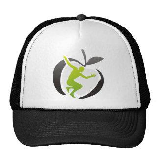 Chapéu do menu do exercício boné