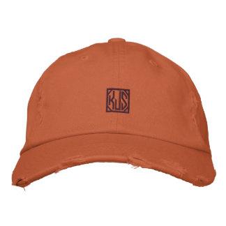 Chapéu do monograma - adicione seus próprios boné bordado