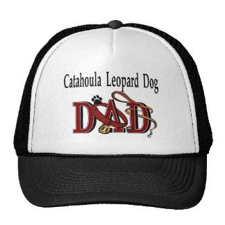 Chapéu do pai do cão do leopardo de Catahoula Boné