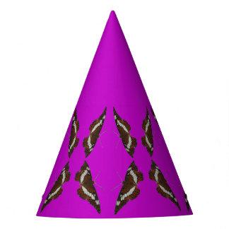 chapéu do partido da borboleta