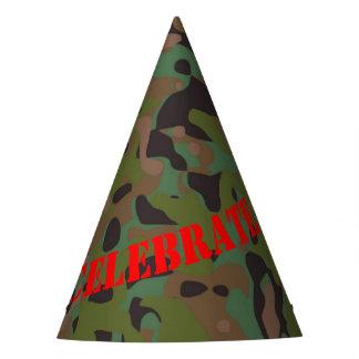 Chapéu do partido da camuflagem do GI JOE