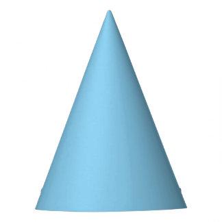 Chapéu do partido dos azuis bebés