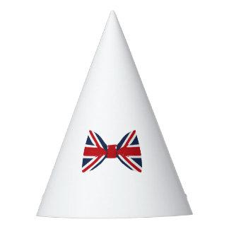 Chapéu do partido - laço de Union Jack