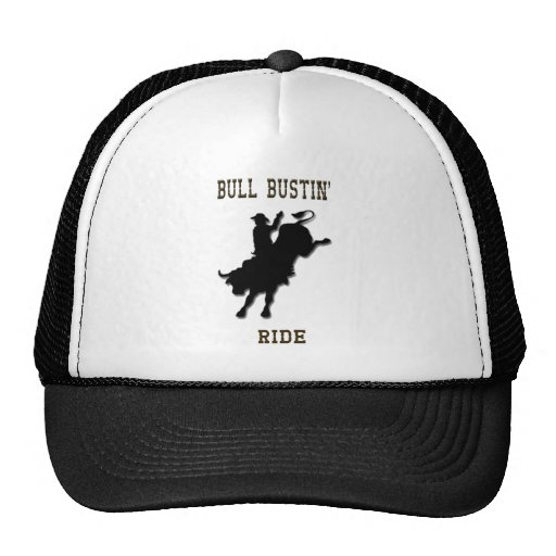 Chapéu do passeio de Bull Bustin Bonés