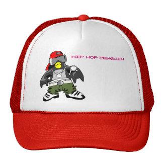 CHAPÉU DO PINGUIM DE HIP HOP BONE