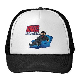 Chapéu do Podcast de Ninja da poltrona Boné