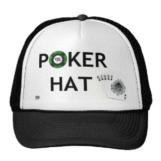 Poker bone