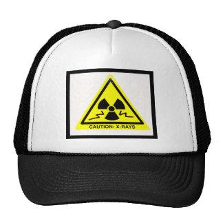 Chapéu do raio X do cuidado Boné