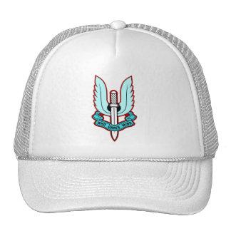 Chapéu do regimento do SAS 22 Boné