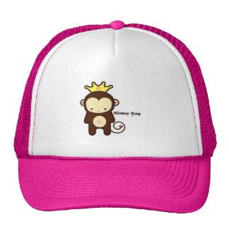 chapéu do rei do macaco boné