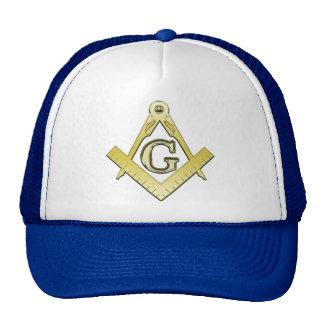 Chapéu do símbolo da maçonaria boné