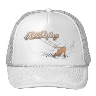 chapéu do surf do papagaio boné
