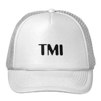 Chapéu do TMI Boné