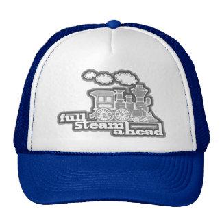 """""""chapéu do trem do louco do vapor completo boné"""