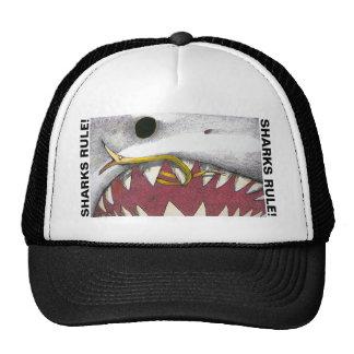 Chapéu do tubarão boné