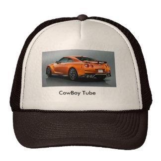 Chapéu do tubo do vaqueiro boné