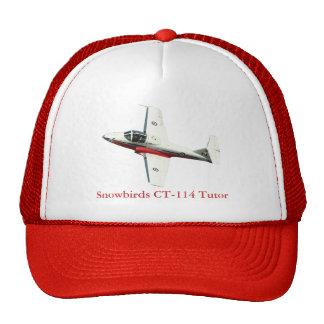 Chapéu do tutor dos Snowbirds CT-114 Boné