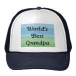 chapéu do vovô do mundo o melhor bones