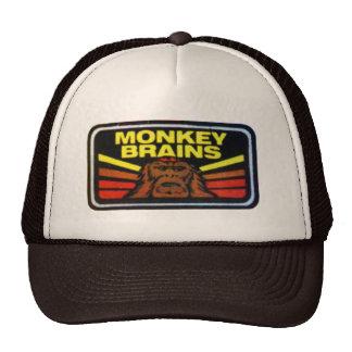 Chapéu dos cérebros do macaco boné