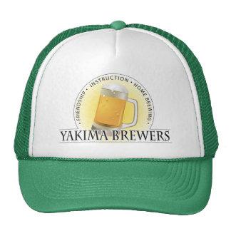 Chapéu dos cervejeiros de Yakima - personalizado Boné