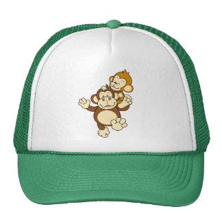 Chapéu dos irmãos do macaco bonés