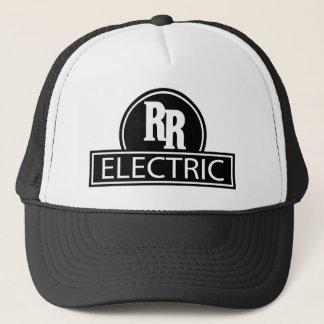Chapéu elétrico do trilho rápido boné