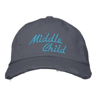 Chapéu engraçado da criança média boné bordado