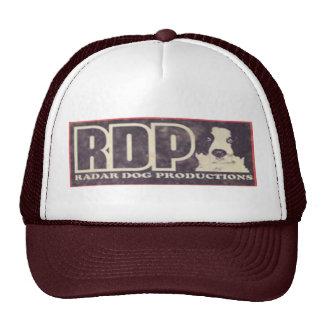 Chapéu envelhecido RDP do logotipo Boné