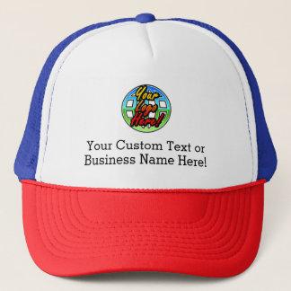 Chapéu feito sob encomenda do boné de beisebol do